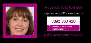 La Voyante Christal par Audiotel