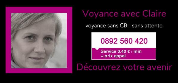 La Voyante Claire par Audiotel