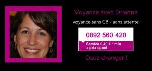 La Voyante Orianna par Audiotel