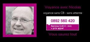 Le Voyant Nicolas par Audiotel