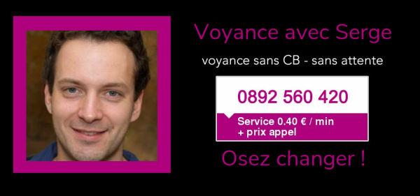 Le Voyant Serge par Audiotel