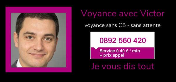 Le Voyant Victor par Audiotel