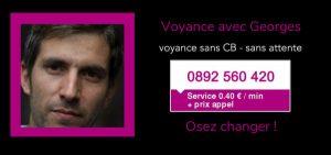 Le Voyant Georges par Audiotel