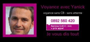Le Voyant Yanick par Audiotel