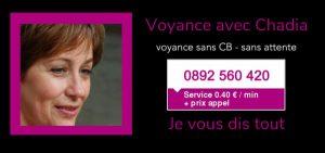 La Voyante Chadia par Audiotel