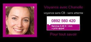 La Voyante Chanelle par Audiotel