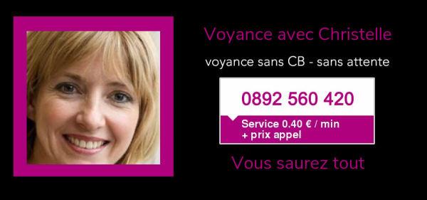 La Voyante Christelle par Audiotel
