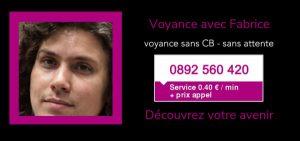 Le Voyant Fabrice par Audiotel