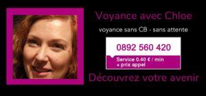 La Voyante Chloe par Audiotel