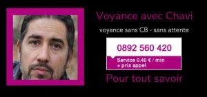 Le Voyant Chavi par Audiotel