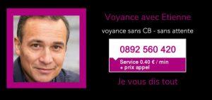 Le Voyant Etienne par Audiotel