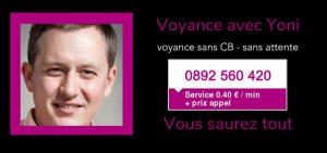 Le Voyant Yoni par Audiotel