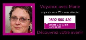 La Voyante Marie par Audiotel